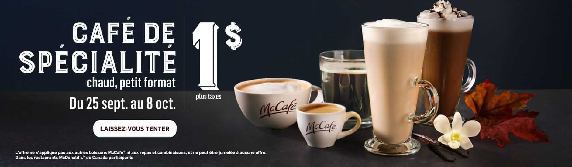 Tasse Cafe Mcdo