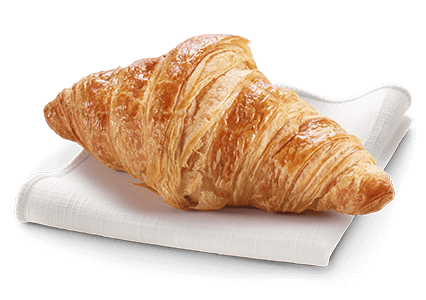 Authentic French Croissant