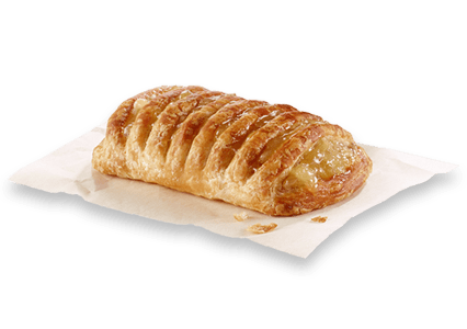 Salted Caramel Apple Danish