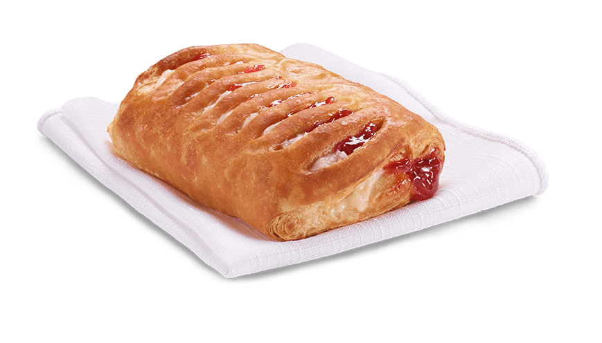Strawberry Cream Cheese Danish